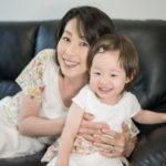 浦田聖子(うらたさとこ)さんのご長女、聖梨(せな)ちゃんの写真を送っていただきました
